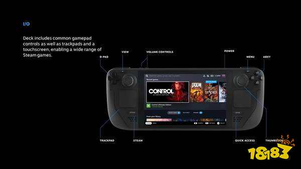 为保证游戏适配 V社将提前向合作伙伴提供Steam掌机