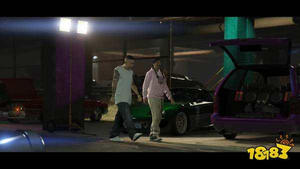 《GTAOL》洛圣都车友会更新 新任务穆迪曼抢劫合约