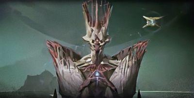 疑似《命运2》萨瓦图恩概念图泄露 诡计女王终极形态