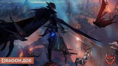 网传《龙腾世纪4》将于2023年发售 2022年公开情报