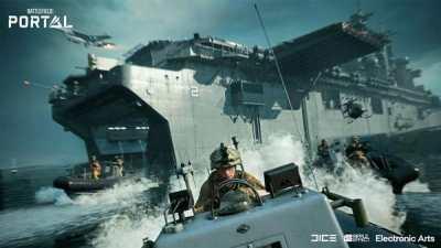 《战地2042》门户模式宣传片、实机预告 玩法大揭秘