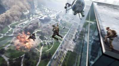 《战地2042》公开测试定档9月6日 预购提前两天体验