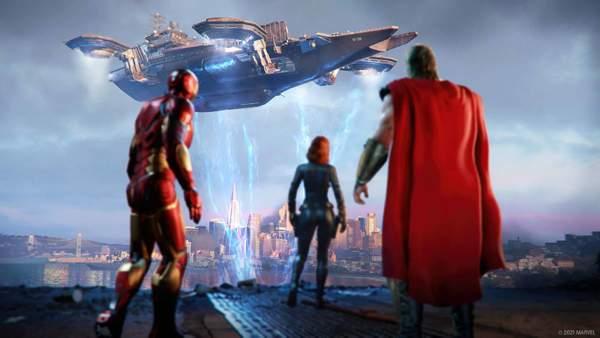 《漫威复仇者联盟》7月29日开启周末免费游玩活动