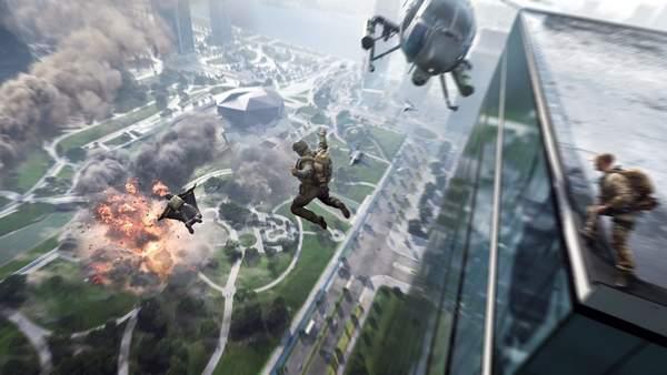《战地2042》Beta测试时间定在9月6日 预购可提前两天游玩