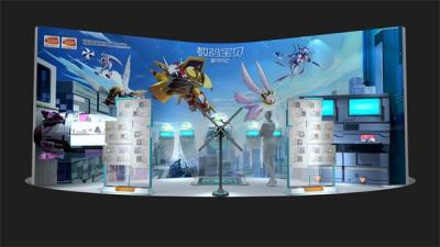 《数码宝贝:新世纪》邀你相约上海CJ 8月5日测试开启!