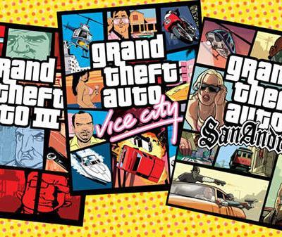传《GTA》三部曲重制版11月捆绑发售 虚幻引擎制作