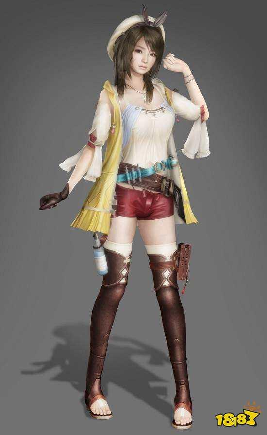 《零:濡鸦之巫女》新服装 泳装、皮裤你还害怕吗