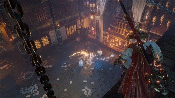 《永劫无间》主机版或于年底推出 手游版正在开发中