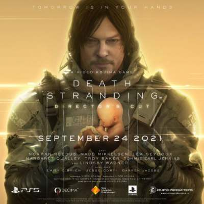 《死亡搁浅:导剪版》最终预告公布 9月24日登PS5发售