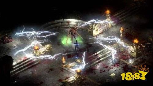 《暗黑破坏神2:重制版》刺客预告片 专精暗器陷阱