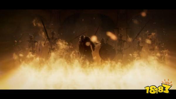 24日重返地狱!《暗黑破坏神2重制版》发布动画预告