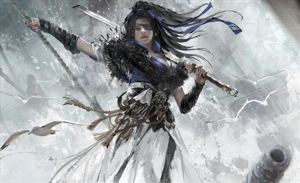 《永劫无间》中秋更新公告 新英雄崔三娘登场