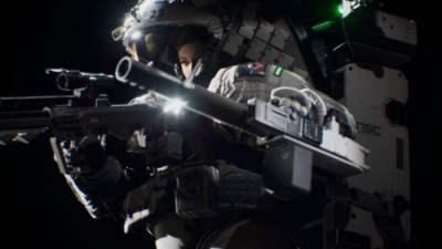 国产FPS《边境》全新预告 太空多人对枪