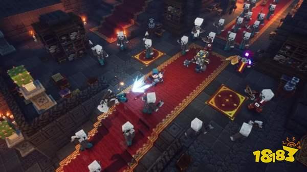 Mojang可能正在研发至少两款《我的世界》衍生游戏