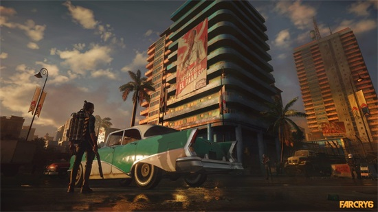 周游新世界:本周由《孤岛惊魂6》领衔20余款新游开测