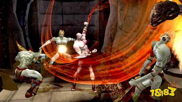 《战神》初代总监爆料:最早想把游戏做成第一人称