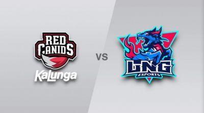 LNG击败RED豪取三连胜,如何评价这场比赛?