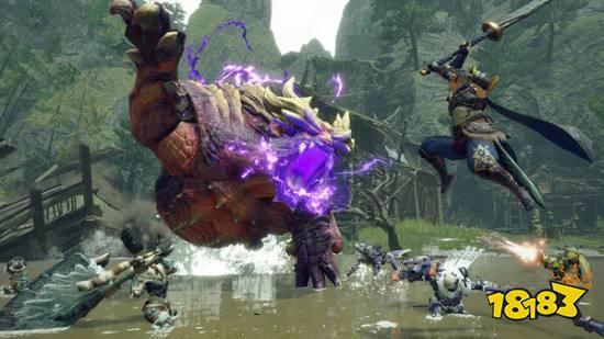 《怪物猎人:崛起》确认:暂不支持跨平台联机和存档互通