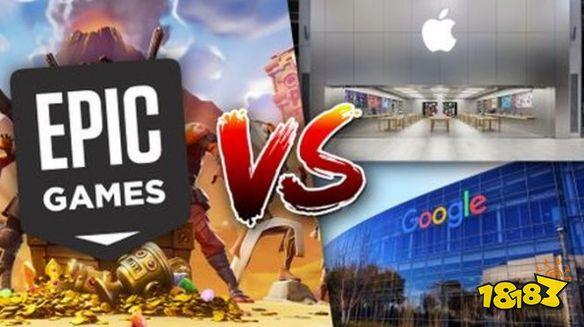 epic反垄断案谷歌下场 就《堡垒之夜》违约反诉epic