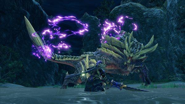 《怪物猎人:崛起》PC试玩版上线 全部武器和5个任务