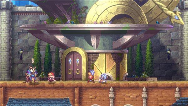 银河城《Souldiers》Steam页面上线 预计2022年发售