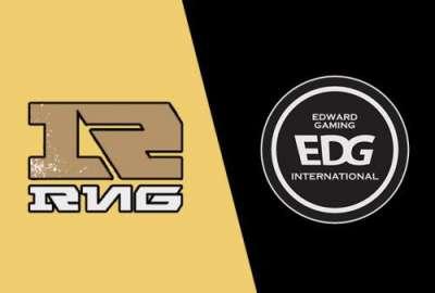 S11八强赛,EDG和RNG谁会笑到四强赛?