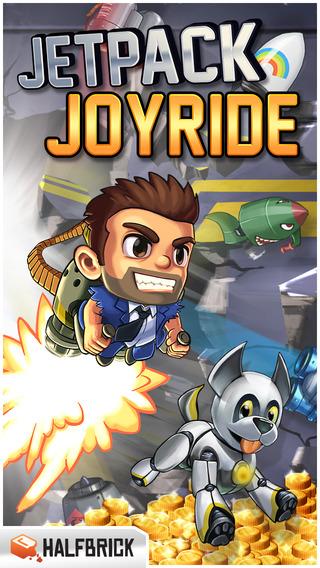 Jetpack Joyride截图